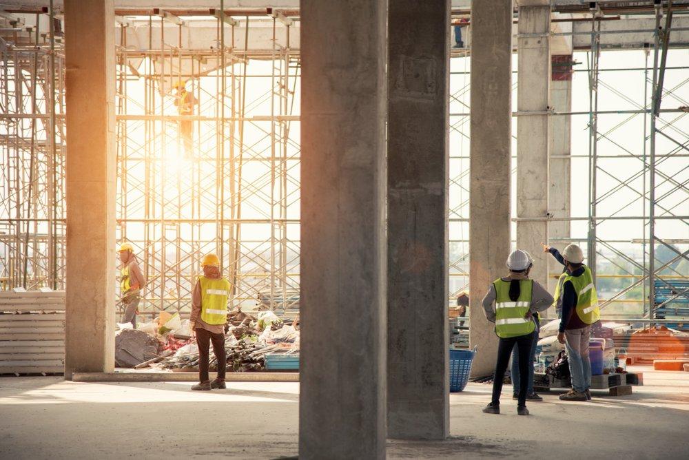 Departamentos en preventa, Desarrollos inmobiliarios en construcción